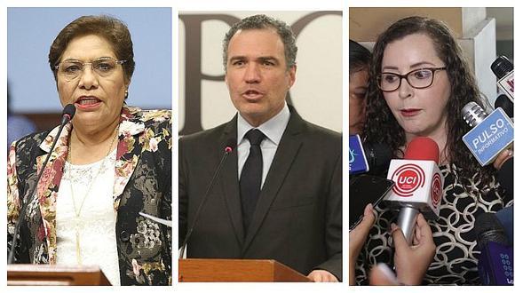 """Luz Salgado: """"A mí me gustaría que Salvador del Solar converse con la congresista Bartra"""""""