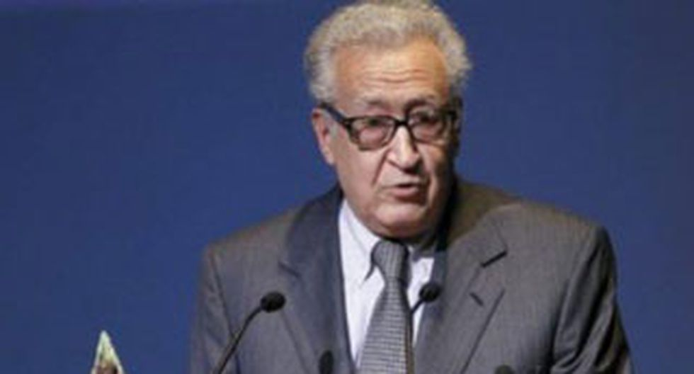 Siria: Nuevo mediador internacional para Siria se reúne con Bachar al Asad