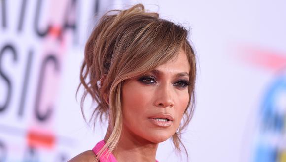 """Jennifer Lopez celebra el éxito de su canción """"In the Morning"""". (Foto: AFP)."""