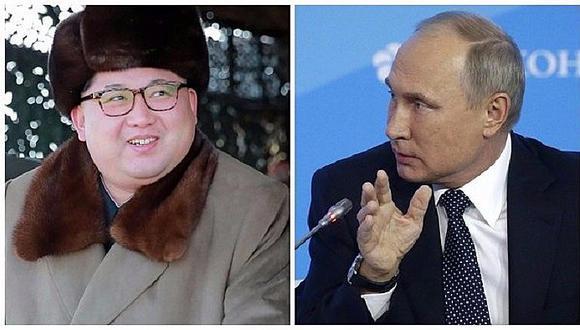 Kim Jong Un viaja a Rusia para reunirse con presidente Vladimir Putin