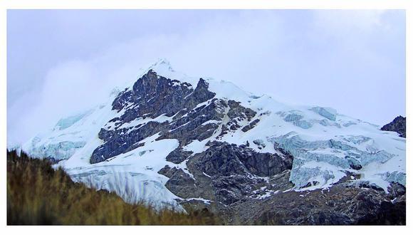Glaciar de Huaytapallana retrocede en más del 63%