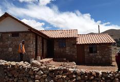 Presentan nuevo modelo de vivienda rural en Acora