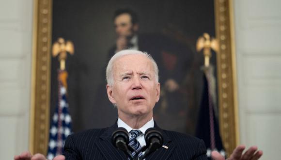 El presidente de Estados Unidos, Joe Biden. (Foto de Brendan Smialowski / AFP).