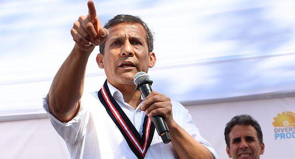 """Ollanta Humala al Congreso tras rechazo de vacancia: """"Saludo su decisión"""""""