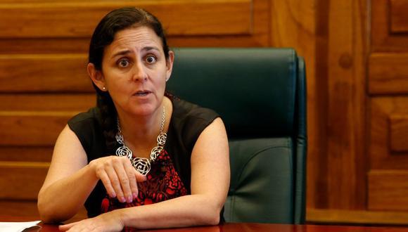 """""""Recibí voluntariamente la vacuna como personal ligado al proyecto, como consultante en salud pública"""", reveló la exministra Patricia García. (Foto: GEC)"""