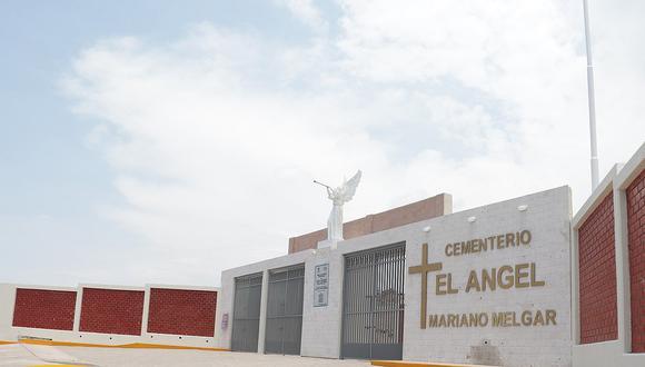 Arequipa: Cementerio El Ángel fue cercado luego de 50 años de espera