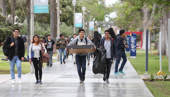 Gobierno financiará estudios en universidades e institutos públicos y privados . (GEC)