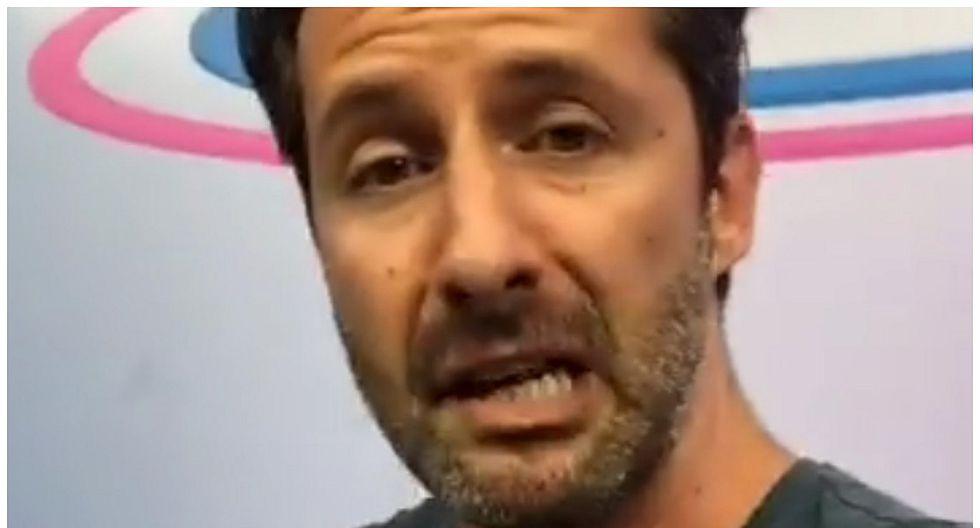 Facebook: Marco Zunino denunció maltrato en canal de TV (VIDEO)