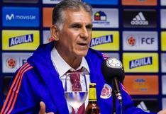 Carlos Queiroz dejó de ser el entrenador de la Selección Colombiana