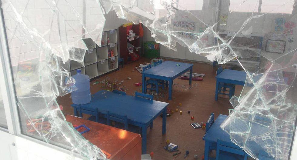 Delincuente roba dos días seguidos en jardín de niños pero es disponen su liberación