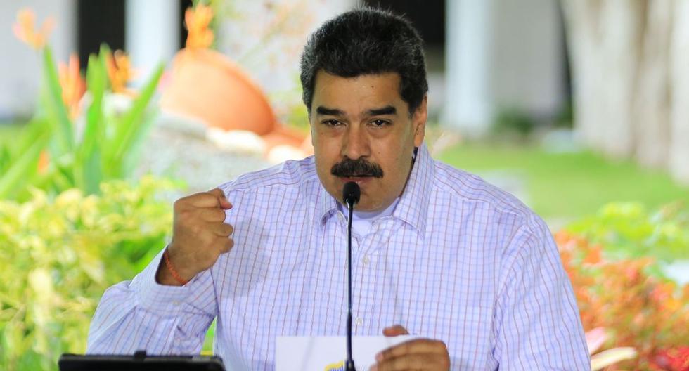 """Maduro dice que """"gira guerrerista"""" de Pompeo contra Venezuela fracasó"""