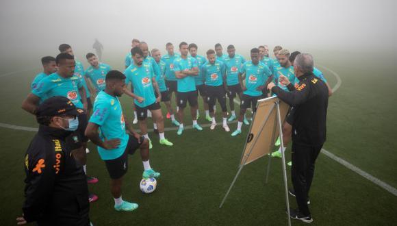Brasil es el vigente campeón de la Copa América, tras vencer 3-1 a Perú en la final en 2019. (Foto: EFE)
