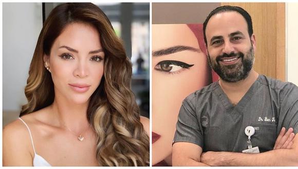 """Medio mexicano asegura que Sheyla Rojas es el """"plan B"""" del cirujano Ben Talei (VIDEO)"""