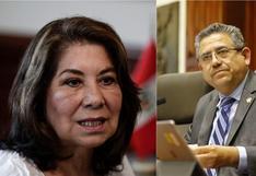 """Martha Chávez pide que Manuel Merino reemplace a Francisco Sagasti: """"Peor no lo va a hacer"""" (VIDEO)"""