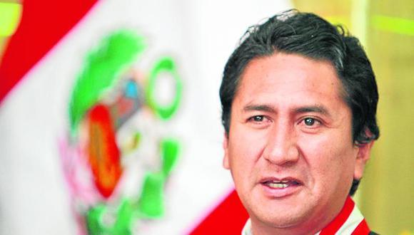 """Vladimir Cerrón: """"Castilla fue un chichódromo"""""""
