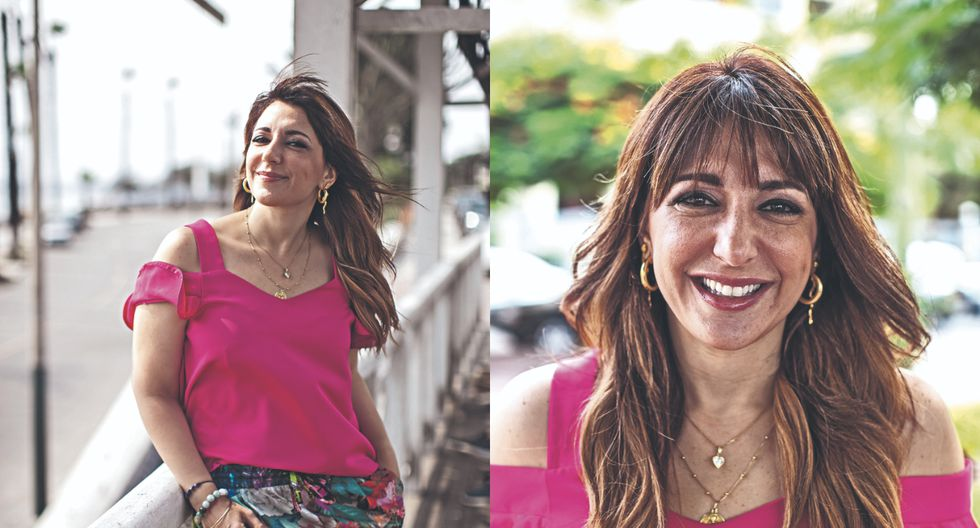 """Carolina Salvatore: """"No creo en el género, sino en la capacidad de las personas"""". Foto: César Campos"""