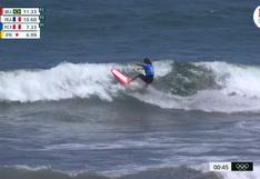 Sofía Mulanovich tendrá que disputar el repechaje de surf en los Juegos Olímpicos Tokio 2020