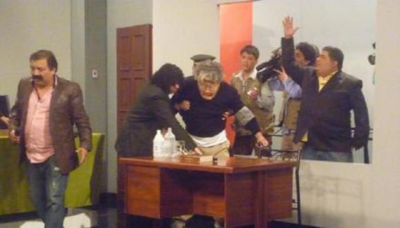 Especial del Humor: Parodian llegada de expresidente Fujimori a juicio oral