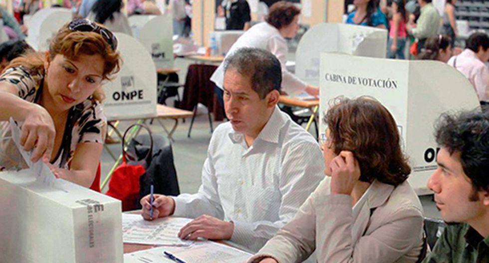 Conoce los locales de votación para los más de 300 mil peruanos habilitados para sufragar en Estados Unidos