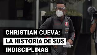 Selección peruana: Christian Cueva y sus problemas extradeportivos