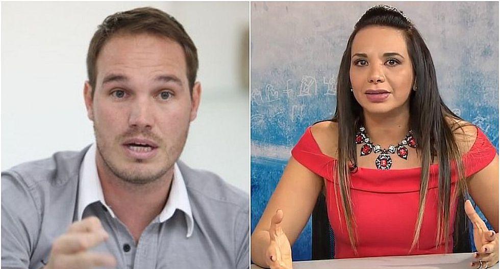 """Mónica Cabrejos revela información sobre George Forsyth y Vanessa Terkes: """"No lo he dicho hasta hoy"""""""