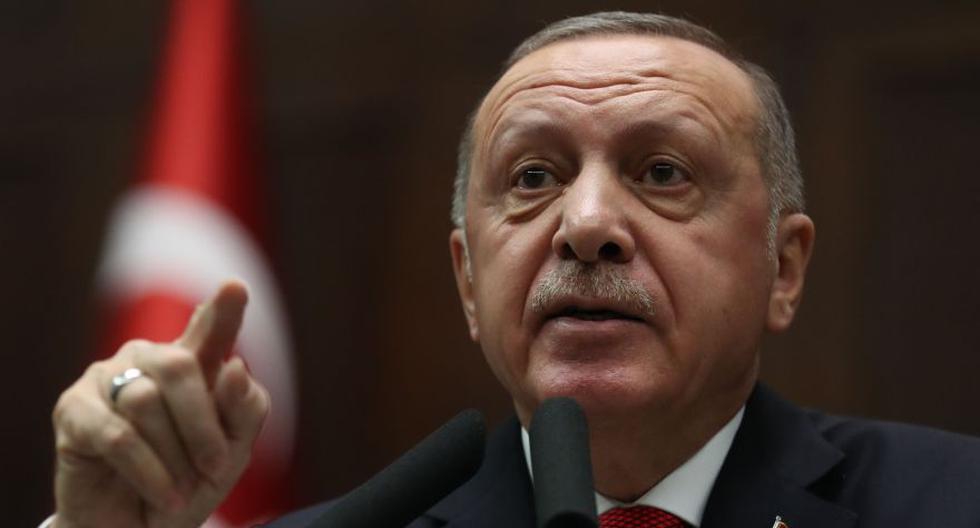 """Erdogan dice que Turquía tendrá """"a más tardar en abril"""" su vacuna contra el coronavirus"""