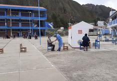 Huancavelica: Ancianos rechazan vacunarse y quedan cerca de 19 mil vacunas disponibles