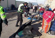 Policía impide vender a feriantes del altiplano