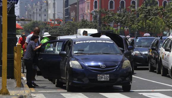 Los taxis del 2005 podrán circular hasta el 31 de diciembre del 2021