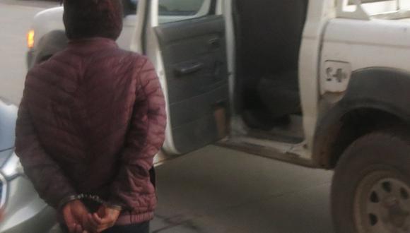 Denunciados fueron detenidos por la Policía y fueron llevados a las comisarías.