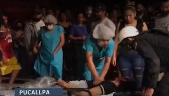 (Captura video Ribereña Noticias)