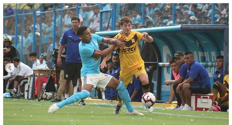 Sporting Cristal derrotó 2-1 a Cantolao en el Día de la Raza Celeste (VIDEO)