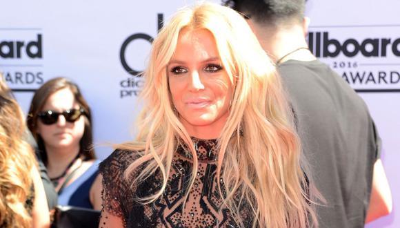 Britney Spears lucha ante un tribunal contra la tutela de su padre. (Foto: AFP).