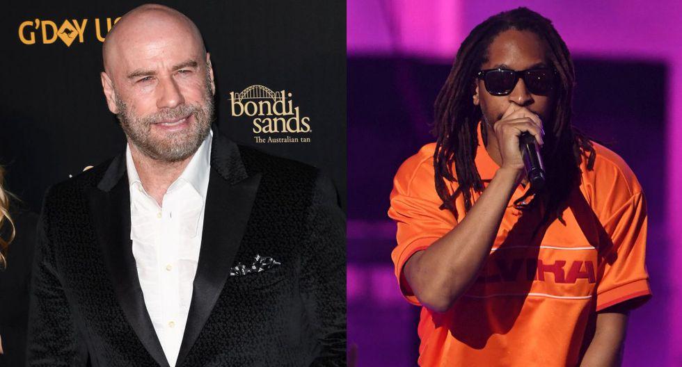 John Travolta y el rapero Lil Jon serán los invitados de honor de los Premios Lo Nuestro. (Foto: AFP)