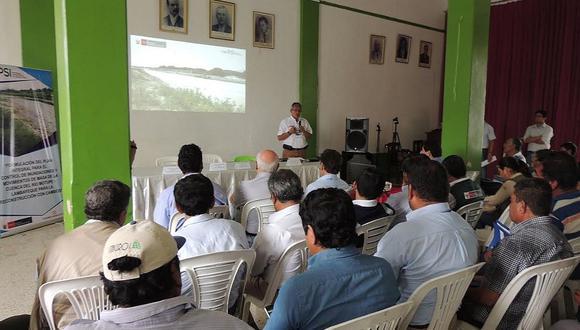 Formulan plan integral de control de inundaciones en la cuenca del río Motupe