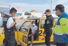 Taxista evita que sus compatriotas lo asalten en Nuevo Chimbote