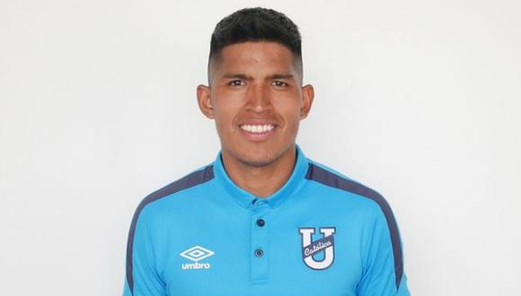 Bruno Vides no llegará a Universitario de Deportes. (Foto: Instagram)