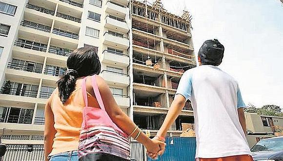 La demanda de casas usadas crece con crédito Mivivienda