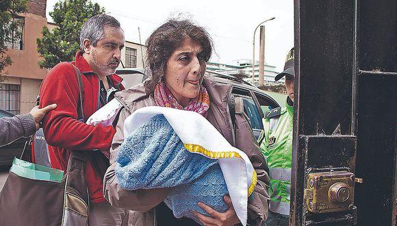 Dictan 12 meses de prisión preventiva a pareja chilena acusada de trata de personas