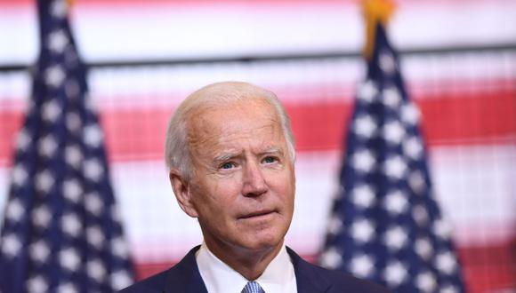 """Los Biden, la nueva """"primera familia"""" de los Estados Unidos. (Foto: SAUL LOEB / AFP)."""