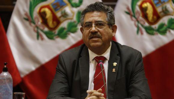 Congreso: Mesa Directiva pide respuestas a Martín Vizcarra por contrataciones de su cuñado (Foto: Mario Zapata/GEC)