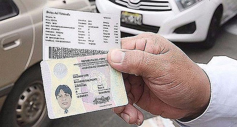 MTC prorroga vigencia de licencias de conducir de clase A hasta el 28 de febrero