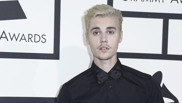 Justin Bieber señaló que todo su show, estilo y canciones están inspiradas en la cultura afroamericana. (Foto: AFP)