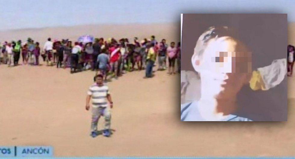 Encuentran muerto a menor de 13 años desaparecido hace una semana en Ancón (VIDEO)