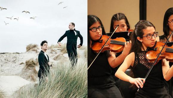 Chanteurs d'Oiseaux y Sinfonía por el Perú brindarán concierto gratuito