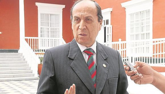 Dante Chávez espera que explicaciones de gerente general sean convincentes