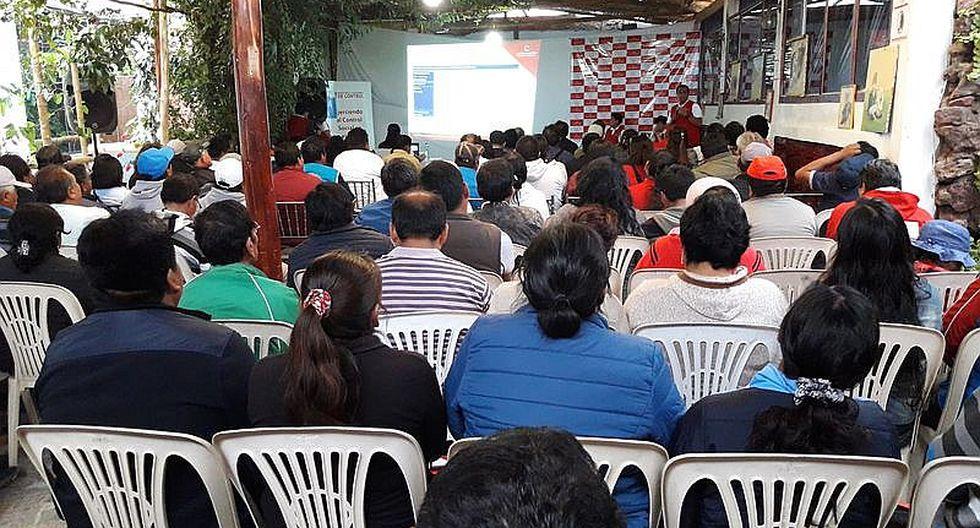 Controlaría realizará audiencia pública en Chala Arequipa