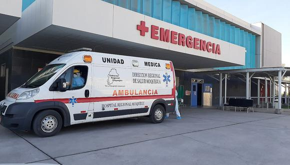 COVID-19: Colapsa sistema de salud en la región Moquegua