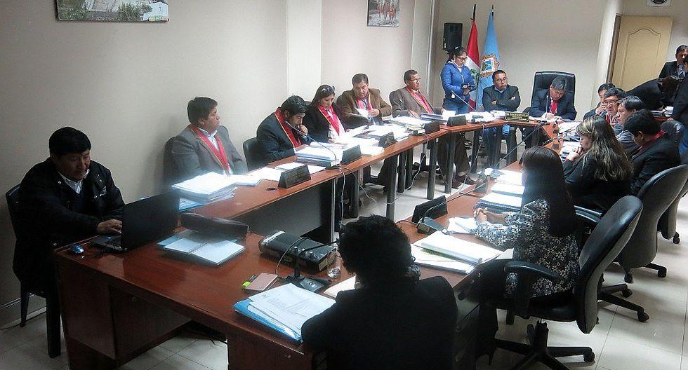 Observan políticas de gestión del Gobierno Regional de Huancavelica