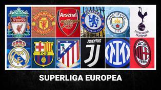 Superliga Europea: ¿En qué consiste este torneo y cómo funcionaría?